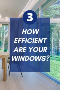 how efficient are your windows